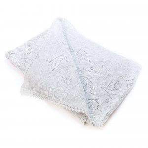 Beaded Lace wrap